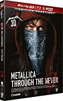 Metallica : Through the Never [Blu-ray 3D] [Édition Prestige Combo Blu-ray 3D + Blu-ray + DVD]