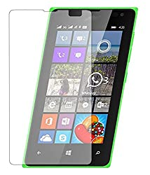 AA19 Tempered Glass for Microsoft Lumia 430 0.3mm Pro+ Tempered Glass Screen Protector comes with Alcohol wet cloth pad & clean micro fibre Dry cloth For Microsoft Lumia 430