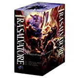The Hunter's Blades Trilogy Gift Set ~ R. A. Salvatore