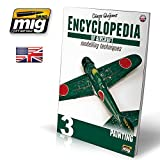 AMMO MIG-6052 Encyclopedia of Aircraft Modelling Techniques-Vol.3-Painting English, Multicolour (Color: Multicolour)