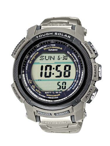 Casio Unisex Watch Pro Trek Prw-2000T-7Er