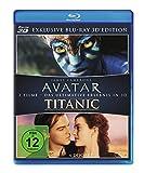 DVD & Blu-ray - Avatar 3D und Titanic 3D [3D Blu-ray]
