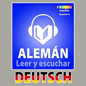 Alemán - Libro de frases [German - Phrasebook]: Leer y escuchar [Reading and Listening] | [PROLOG Editorial]
