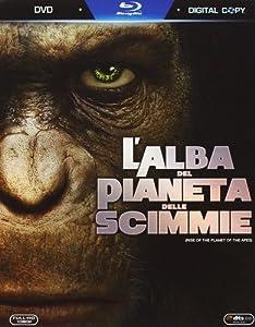 L' Alba Del Pianeta Delle Scimmie (Blu-Ray+Dvd+Copia Digitale)