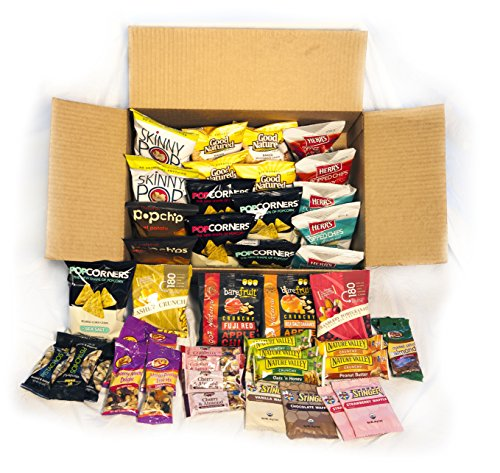 Healthy Snacks In-a-box (45 Count)