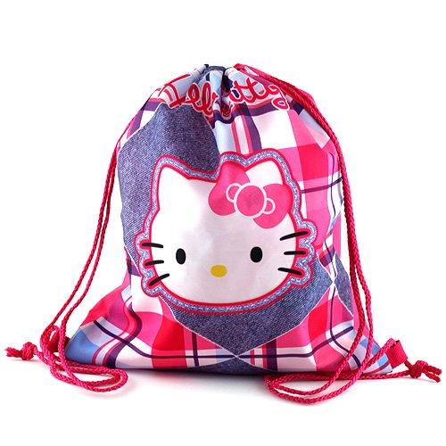 Hello Kitty 16302 Sacchetto per Calzature, Multicolore