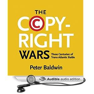 La copertina dell'edizione audio del libro di Peter Baldwin.