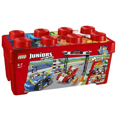LEGO Juniors 10673 - Auto da Rally