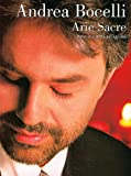 Andrea Bocelli: Sacred Arias (Piano, Vocal, Guitar) (Popular Matching Folios)