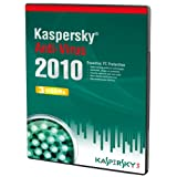 Kaspersky Anti-Virus 3 User, 1 Year License, 2010 (PC CD)by Kaspersky Lab