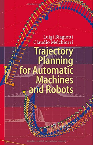 Trajectory Planning for Automatic Machines and Robots