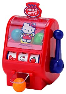 Japanese Sanrio Hello Kitty GUM Slot Machine