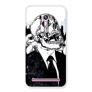 Gorgeous Skull Laugh Back Case Cover for Zenfone Selfie