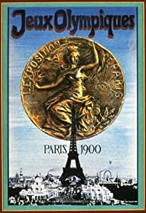 Olympics Paris 1900 Poster
