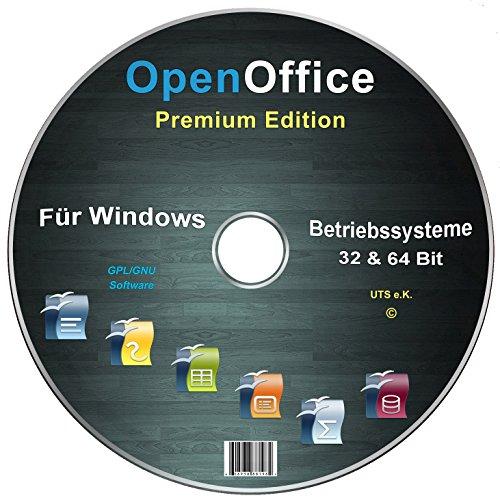 Open office premium edition f r windows 8 7 vista xp 32 64 bit - Telecharger open office windows 7 32 bits ...