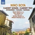 Sonate pour clarinette - Trio avec cl...