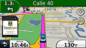 Costa Rica GPS Map for Garmin Units (SD Memory Card / Garmin Compatible)