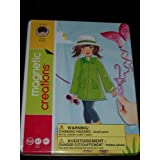 Magnetic Creations Magnetic Paper Doll Set: Weather