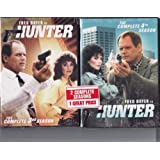 Hunter: The Complete Third and Fourth Seasons ~ Fred Dreyer