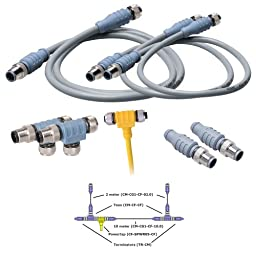 The Amazing Quality Maretron NMEA2000 Cable-Starter-Kit Deluxe