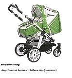 Smart-Planet-hochwertige-Universal-Regenhaube-Regenschutz-mit-Reiverschluss-und-Fenster-Regenverdeck-aus-PVC-ohne-schdliche-Weichmacher-Verdeck-passend-fr-Kinderwagen-Farbe-transparent
