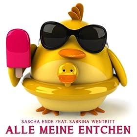 Amazon.com: Alle meine Entchen (feat. Sabrina Wentritt): Sascha Ende