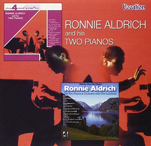 Jesse Powell You Mp3 Download: Ronnie Aldrich CD Covers
