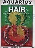img - for Aquarius. Hair. The American Tribal Love-Rock Musical book / textbook / text book