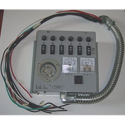 cutler hammer 100 amp manual transfer switch