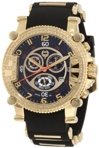 brillier-mens-022211107-grand-master-tourer-gold-tone-black-rubber-watch