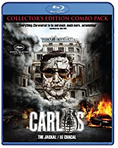 Carlos the Jackal (Blu-ray/DVD Collector's Combo Pack) (Bilingual)