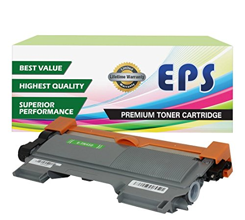 EPS Replacement Brother TN450 Toner Cartridge, High Yield (2,600 Yield) - Black (Eps Replacement Toner Cartridge compare prices)