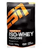 ESN IsoWhey Hardcore, Pro Series, Blueberry Cheesecake, 1er Pack (1 x 1000g Beutel)