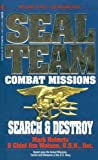img - for Seal Team Combat Missions by Mark Roberts (1994-07-01) book / textbook / text book