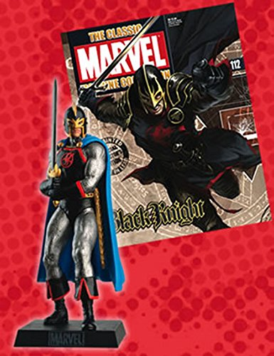 Marvel Figurine Collection #112 Black Knight