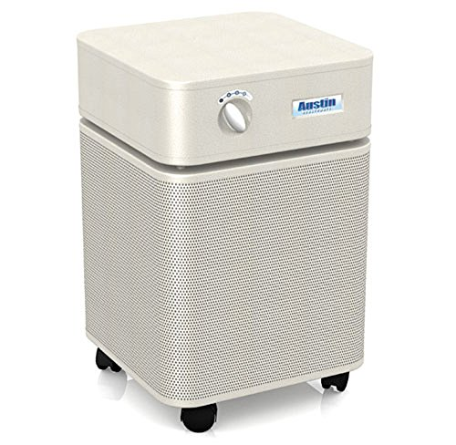 Austin Air Healthmate Air Purifier Machine in Sandstone (B400) - MADE IN USA!
