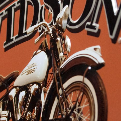 #2010781 Ande Rooney Harley Davidson Timeless Tradition Metal Sign 1