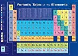 Periodic Table (Blue) Poster
