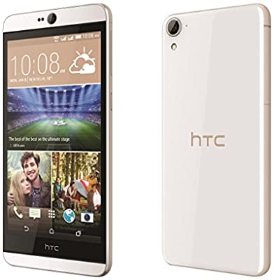 HTC Desire 826 (Dual SIM, White Birch, 2GB RAM)