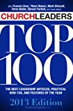 ChurchLeaders Top 100: 2013 Edition