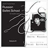 Piano music from Russian Ballet School for Ballet Class