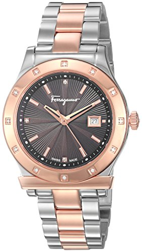 Salvatore-Ferragamo-Womens-1898-Swiss-Quartz-Stainless-Steel-Casual-Watch-ColorTwo-Tone-Model-FF3310016