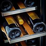 whynter bwr 18sd 18 bottle built in wine refrigerator