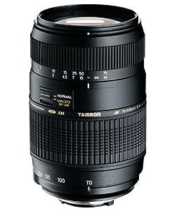Tamron AF 70-300mm f/4.0-5.6 Di LD Macro Zoom Lens for Canon Digital SLR Cameras (Model A17E)