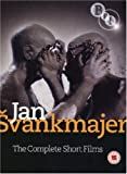 Jan Svankmajer   The Complete Short Films [DVD] [1964] cult film