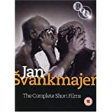 Jan Svankmajer - The Complete Short Films [DVD]by Jan Svankmajer