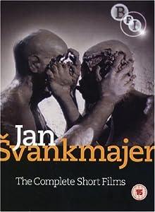 Jan Svankmajer - The Complete Short Films [DVD]
