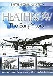 echange, troc British Civil Aviation - Heathrow: the Early Years [Import anglais]