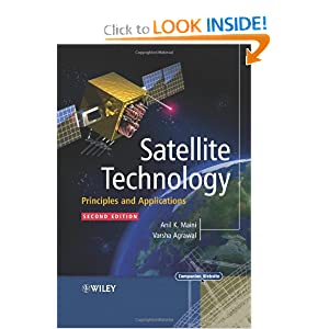 satellite technology principles and applications pdf