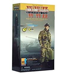 """buy Special Version Cyber-Hobby Exclusive Bialystok 1944 Wiking Division Panzer Nco Panzer Regiment 5 (Unterscharfuhrer) Philipp Wagner 12"""" 1/6 Scale Action Figure Set"""